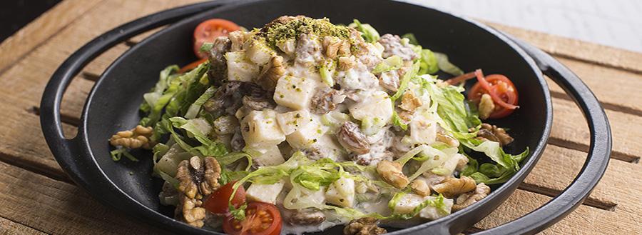 Waldorf Salatası